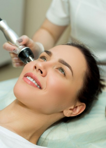 Skin Laser treatments in javea - Zen Smile Medispa clinic  - sunspots, age spots, wrinkles, redness, acne scars